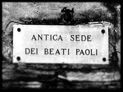 Società segrete- Beati Paoli