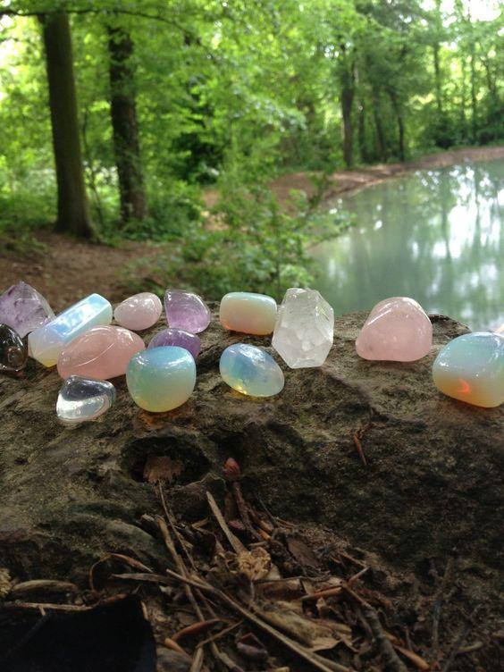 cristalli nella magia e stregoneria