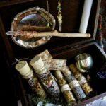 La scatola dei desideri wicca